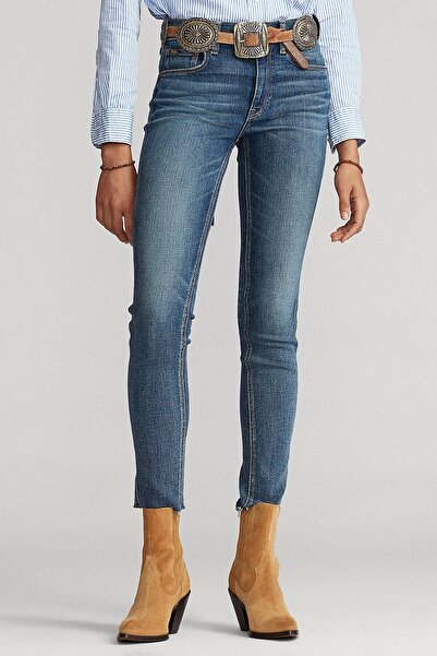 Polo Ralph Lauren Skinny Crop Fit Jeans