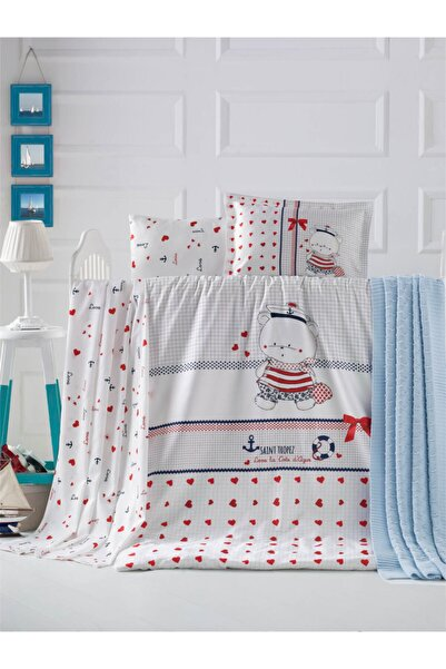 Doqu Home Bebek Nevresim Takımı Love Of Sleep