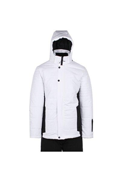 Exuma H Winter Ski Jacket M Erkek Beyaz Mont 2011164-01