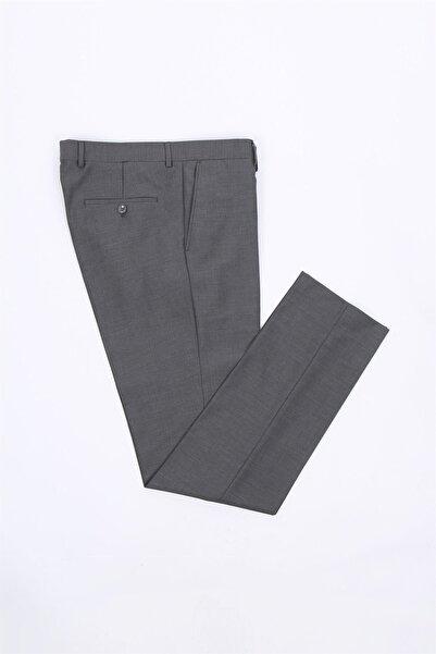 Jakamen Antrasit Regular Fit Erkek Pantolon