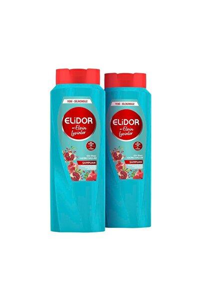 Elidor Gün Boyu Hacimli Saçlar Şampuanı By Elvin Levinler 650 ml X2 Adet