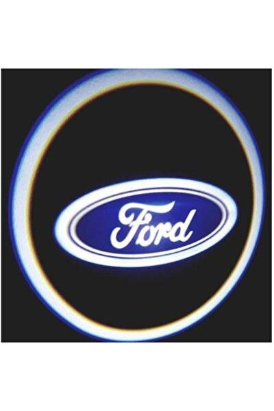 10oto Ford Pilli Mesafe Sensörlü Kapı Altı Logo Yapıştırmalı