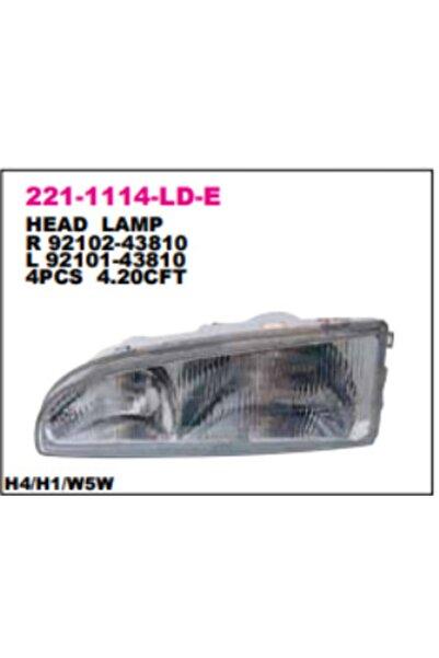 Hyundai H100 1997 Ön Far Lambası Sol Depo 2211114