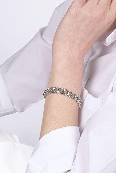 Marjin Kadın Gümüş Renkli Künye