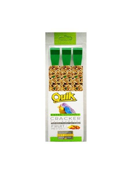Quik Meyveli Muhabbet Krakeri 3 'lü
