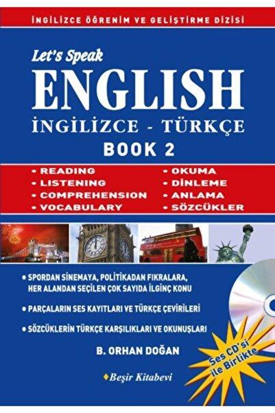 Beşir Kitabevi Let's Speak English Book 2