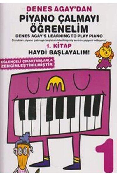 Porte Müzik Eğitim Merkezi Denes Agay'dan Piyano Çalmayı Öğrenelim