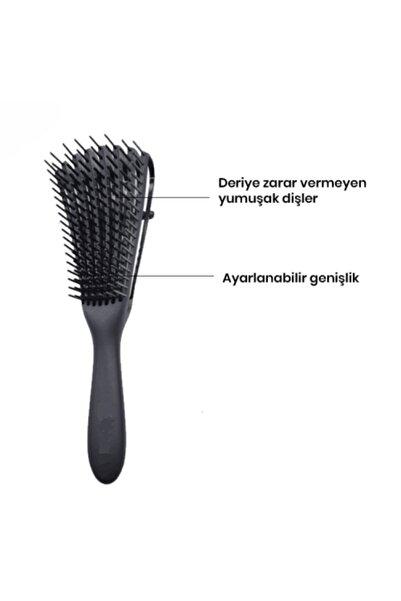 Nano Absolute Pro Üç Boyutlu Ayarlanabilir Saç Fırçası G-396
