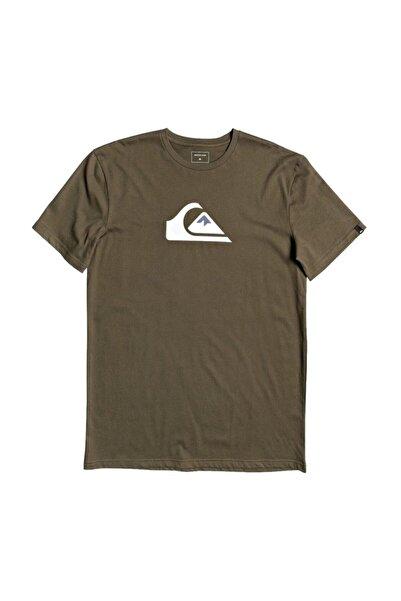 Quiksilver Comp Logo Ss M Tees Gzh0 T-shirt