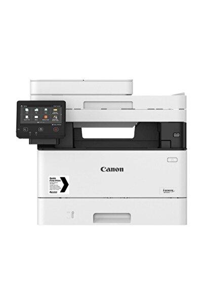 Canon MF445dw Siyah Beyaz Lazer Yazıcı/ Fotokopi+Tarama+Faks/Wifi/Duplex (Canon Eurasia Garantili)