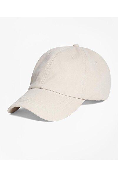 BROOKS BROTHERS Erkek Beyaz Şapka
