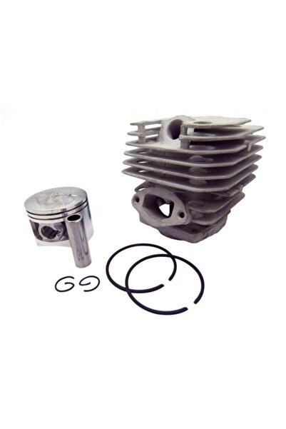 Hyundai 550/650/700 Motorlu Testere Silindir+piston+sekman Set