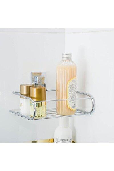 DELMEYE SON Yapışkanlı Mini Şampuanlık Raf