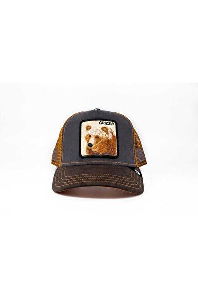 Goorin Bros Unisex Kahverengi Grizz Standart Şapka 601-8938