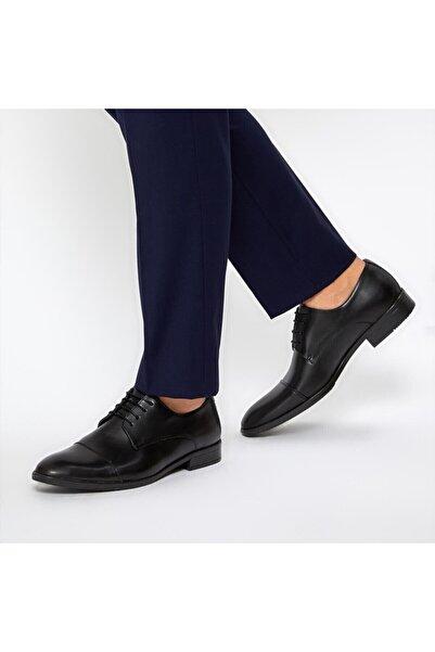 Downtown Siyah Erkek Klasik Ayakkabı