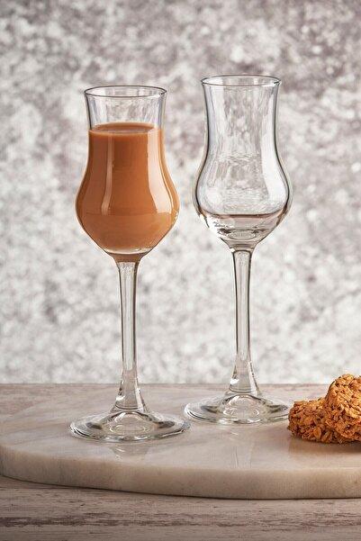 Kitchen Life 6'lı Grappa Kahve Yanı Su Bardağı