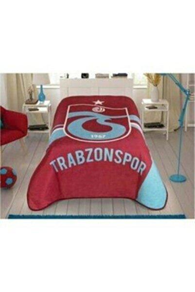 Kristal Trabzonspor Tek Kişilik Lisanslı Battaniye