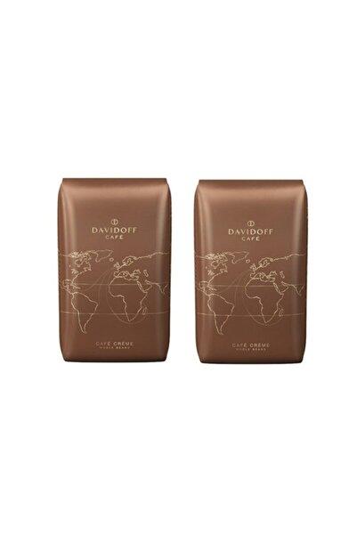 Davidoff Caffe Creme Çekirdek Kahve 500 gr x 2 Adet