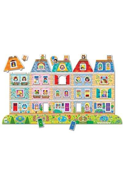 The Learning Journey Neighborhood Puzzle Komşularım 60 Parçalı