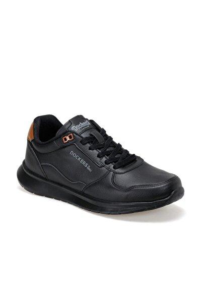 Dockers By Gerli 229515 Siyah Erkek Kalın Taban Sneaker Spor Ayakkabı