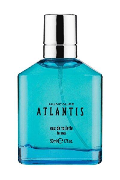 Huncalife Atlantis Edt 50 ml Erkek Parfümü 8690973714824