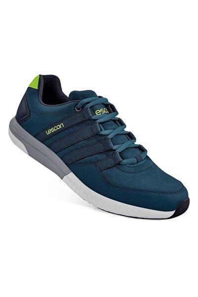 Lescon Erkek Mavi Easystep Sneaker  17BAE004529M-012 L-4529