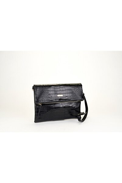 Coquet Accessories Kadın Siyah Black Clutch 19G3U13N355