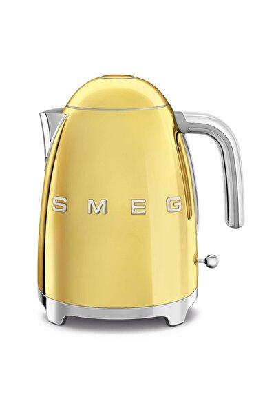SMEG Gold 2400 Watt 1.7 Litre Çelik Kettle Klf03goeu