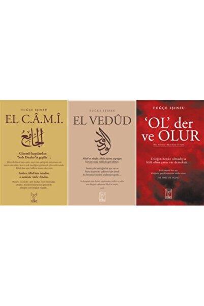Feniks Yayınları El Cami El Vedud Ol Der ve Olur  Tuğçe Işınsu 3