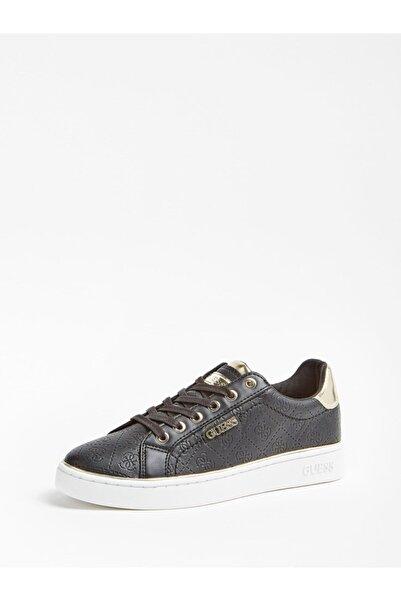 Guess Beckıe Kadın Sneaker Siyah