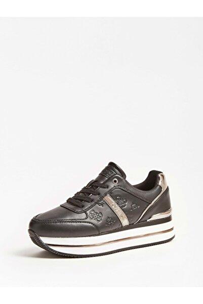 Guess Dafnee Kadın Siyah Sneaker