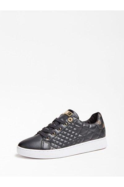 Guess Reace Kadın Kahverengi Sneaker