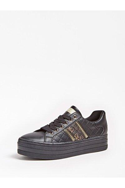 Guess Barıtt Kadın Siyah Sneaker