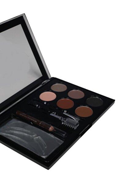 G Sport POLO Kaş Farı Paleti Eyebrow 6'lı Set Cosmetics