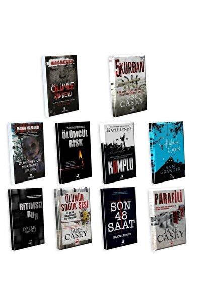 Olimpos Yayınları Gerilim Seti 10 Kitap