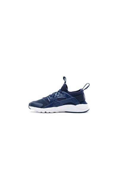 Nike Huarache Run Ultra Lacivert Çocuk Spor Ayakkabı 859593-416
