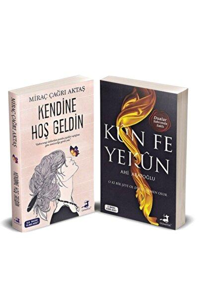 Olimpos Yayınları Kendine Hoş Geldin Ve Kün Fe Yekün - 2 Kitap