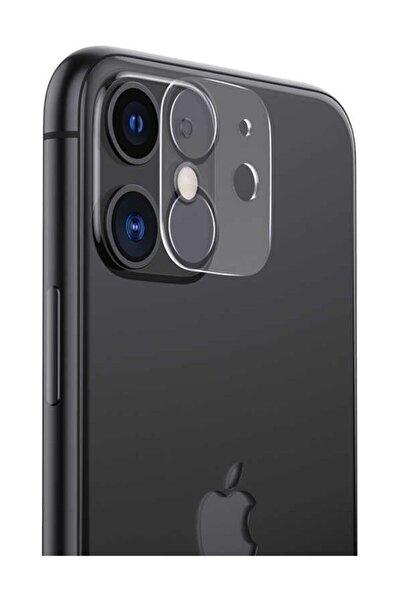 Benks Iphone 11  Full Kamera Lens Koruyucu Film