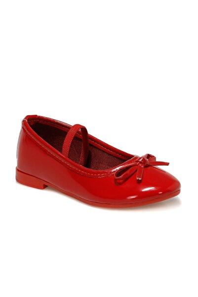 SEVENTEEN RUGY 1FX Kırmızı Kız Çocuk Babet 100696267