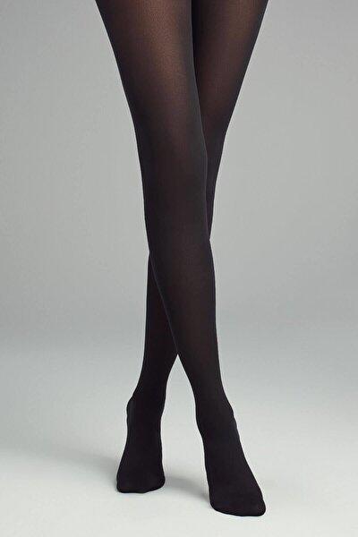 Penti Micro 40 Siyah Külotlu Çorap
