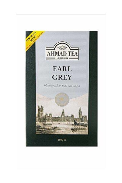 Ahmad Tea Earl Grey Orjinal Şeritli Ithal Siyah Çay 500 gr