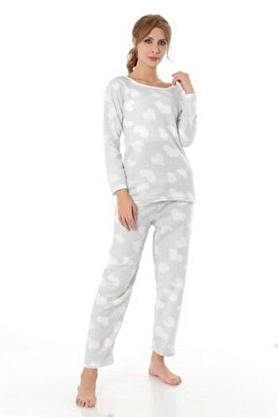 Polar Pijama Takımı - Gri