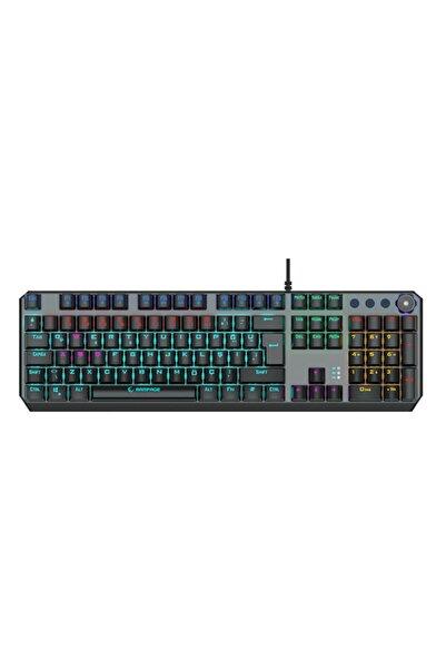 Rampage Kb-r206 Rainbow Aydınlatmalı Mekanik Gaming Oyuncu Klavyesi