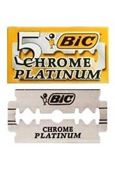 Bic Chrome Platinum Çift Taraflı Tıraş Bıçağı 100'lü