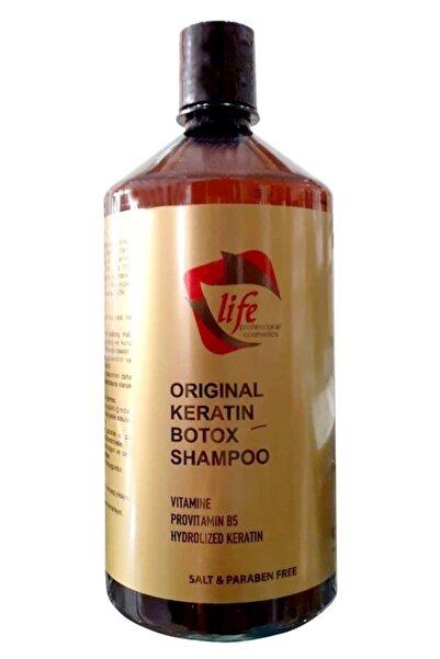 Life Professional (Keratinli-tuzsuz Saç Şampuanı) Hair Shampoo 1000 ml.