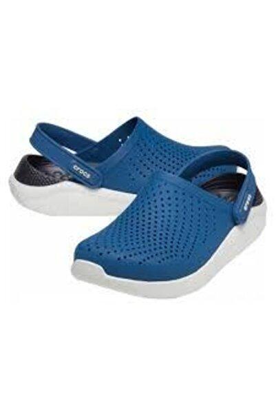 Crocs Mavi Literide Clog Terlik 204592-4sb