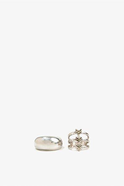 Koton Kadın Gümüş Bijuteri Yüzük 0KAK71330OA