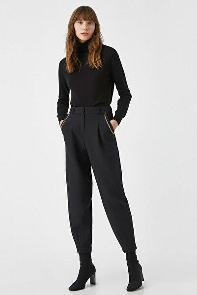 Koton Kadın Siyah Jeans 1KAK46871IW