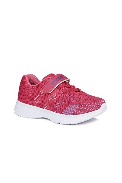 Vicco Kız Çocuk Fuşya Spor Ayakkabı