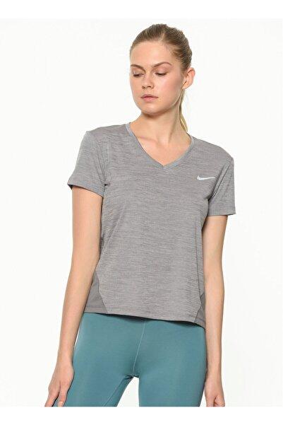 Nike Miller V Neck Bayan T-shirt